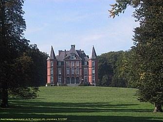 Château Ittre parc