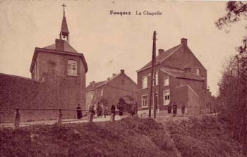 Chapelle Fauquez