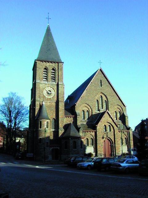 Eglise St Remy Ittre