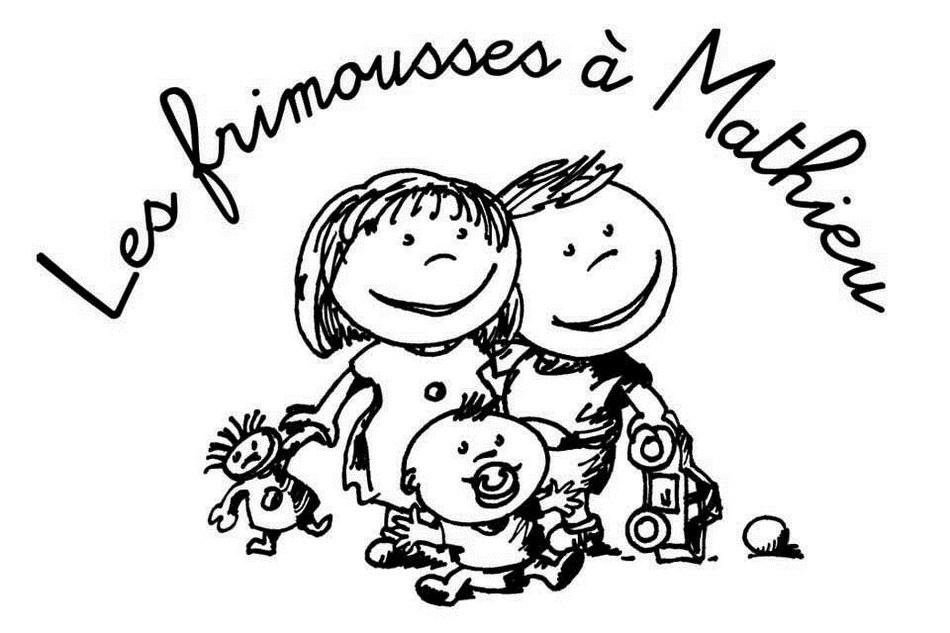 Les Frimousses à Mathieu